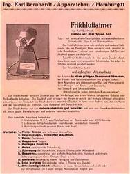 Frischluftatmer von Ing. Karl Bernhardt Apparatebau schützten Werftarbeiter vor Dreck und giftigen Dämpfen.