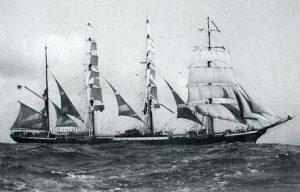 Segelschulschiff Pamir