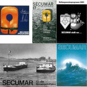 Katalog-Titelbilder seit 1963