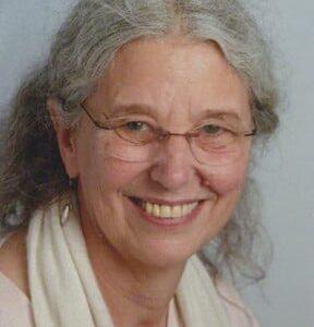 Die Künstlerin Petra Ehrig