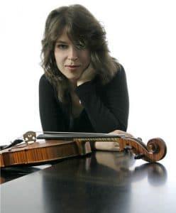 Aroa Sorin - Violine und Viola
