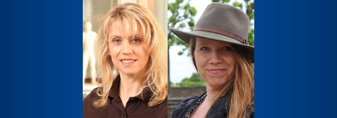 Aldona Buchwald-Popsiech & Ruth Cordes