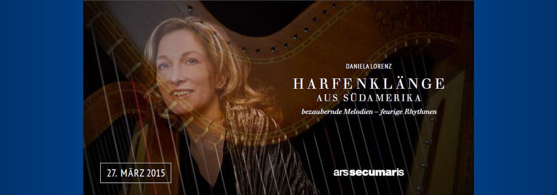 Harfenklänge aus Südamerika