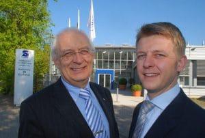 Jan-Ulrich und Benjamin Bernhardt