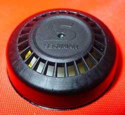 The SECUMAR over pressure valve