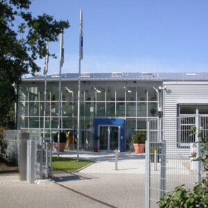 Welcome to our company headquarters in Holm, near Hamburg, Germany.
