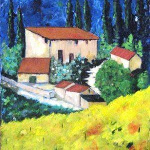 Italien Toscana Finca