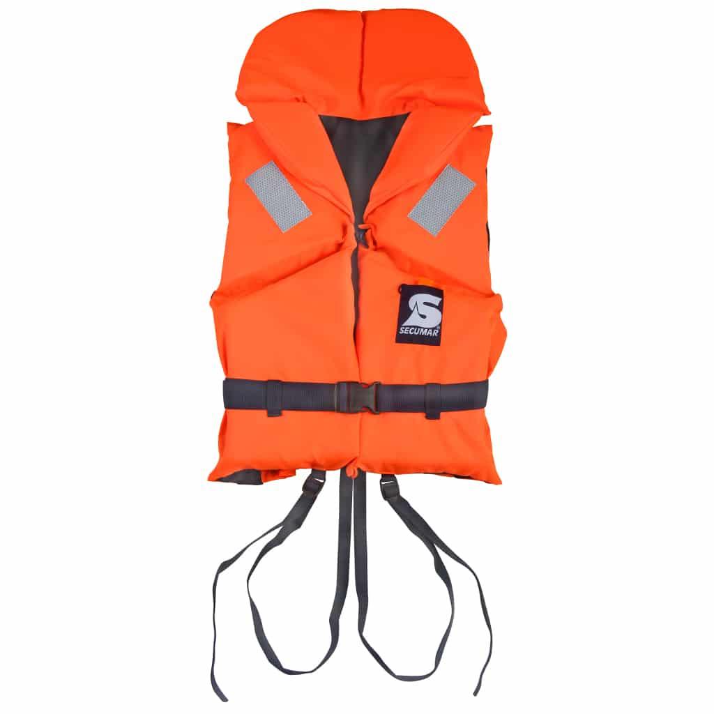 Secumar Rettungsweste Bravo 10-15 kg 30 N Schwimmweste