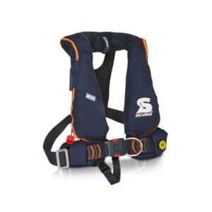 Junior - automatisch aufblasbare Kinderrettungsweste (20-50 kg)