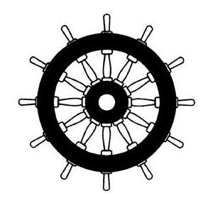 SOLAS-Steuerrad: PSA konform mit der Schiffsausrüstungs- Richtlinie 96/98/EG und mit den SOLAS/ IMO Regeln für Rettungsmittel in der Seeschifffahrt.