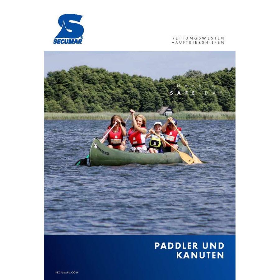 Katalog Paddler und Kanuten