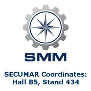 SMM 2018 in Hamburg, SECUMAR: B5, 434