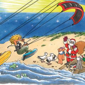 SECUMAR Weihnachtskarte 2020