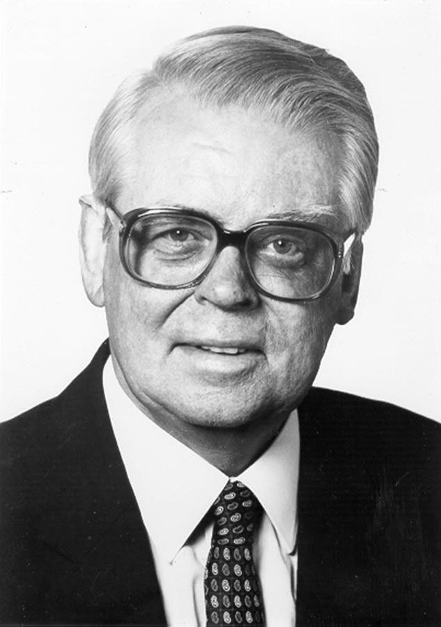 """""""Rettungswesten-Papst"""" und Gründer der Marke SECUMAR (1961): Jost Bernhardt"""